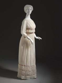 Dress by Paul Poiret, 1909-10 Paris, LACMA