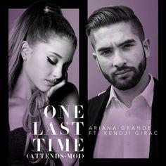 #ArianaGrande #OneLastTime