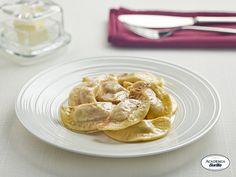 Recipe Agnolotti di Pontebba (Ravioli with Sweet Filling) - Barilla