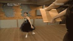 This ballerina BREAKING WOOD!? | 24 Absolutely Unexplainable GIFs