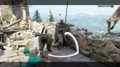 Warlords and Cowards: Knight's Story Mission 01 - For Honor Story Mode This is a video of the Knight's story mission in the For Honor story mode. For Honor is made by Ubisoft for the PlayStation 4 Xbox One and PC. The game focuses on three factions of warriors locked in a never-ending conflict. The Knights Vikings and Samurai are in constant struggle for control over their lands in both single player and multiplayer online battles. February 14 2017 at 06:52PM…