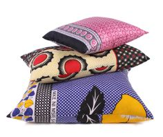 african pillows