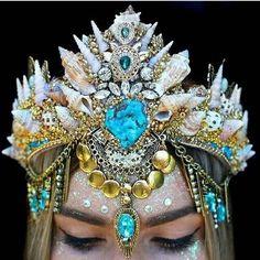 Moon Child — Mermaid Crowns