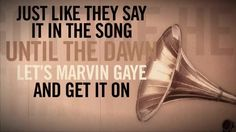 """Marvin Gaye"" - Meghan Trainor & Charlie Puth"