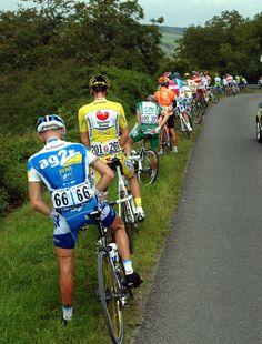 Parada para o Xixi: Curiosidades sobre o Tour de France!