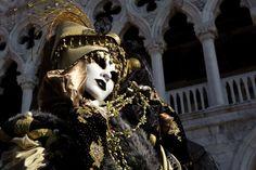 Night Venice Carnival Masks | Venice Carnival! | ☀♥To Italy ♫☀