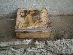 Krabička vintage štýl