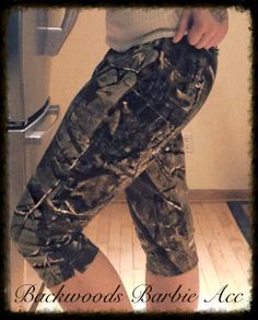 Realtree camo stretch leggings by BackwoodsBarbieAcc on Etsy, $15.00