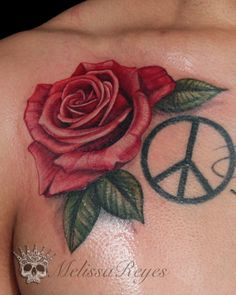 Tattoo done by Melissa Reyes - Tatuajes de Reyes