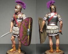 Фигурки: Трибун преторианской когорты