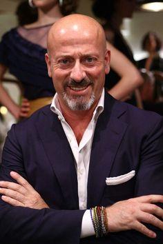 Fashion Designer Domenico Vacca