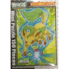 Pokemon 2013 Leafeon 150 Piece Mini Puzzle