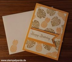 Stampin Up, InColor 2016 - 2018, Pop of Paradise
