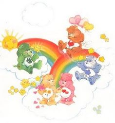 """""""I want to be a #care #bear!!"""" Care Bears  For my niece Maci!"""