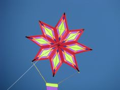 Omega Star by Premier Kites. What a wonderful design.