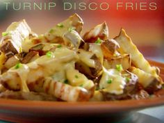 Turnip Disco Fries