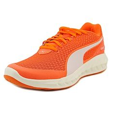 100% authentic 7359a 6387c PUMA Womens Ignite Ultimate 3D WNS Running Shoe Fluorescent PeachWhite 65 B  US  gt  gt