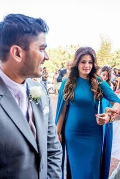 PHOTOS: Raveena Tandons Youngest Daughter Chhaya Got Married This Weekend
