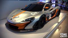 Video: Der neue McLaren P1 GTR im Detail