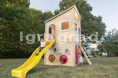 Детский домик №9