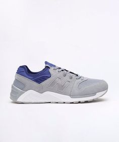 cheap for discount eb383 b7943 New Balance Suede Trainer
