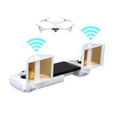 Signal Range Booster Parabolic Foldable Controller Transmitte Extend Ranger Signal for Xiaomi FIMI X8 SE RC Drone  Price: 9.95 & FREE Shipping  #quadcopter #drone #aerialphotography #FPV Rc Drone, Quadcopter Drone, Aluminium Sheet, Aerial Photography, Ranger, Gadgets, Free Shipping, Accessories, Gadget