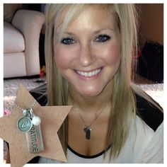 Origami Owl Tagged collection.