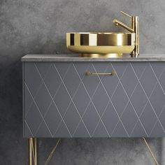 Sinks for vanity units from Superfront
