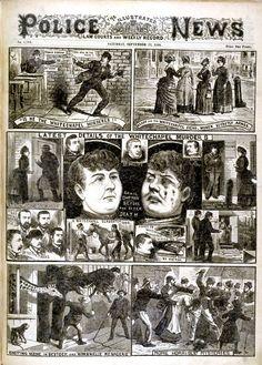 Resultado de imagen de murders of jack the ripper