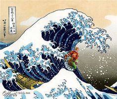 the great wave off kanagawa parody | Displaying (20) Gallery Images For The Great Wave Off Kanagawa Parody ...