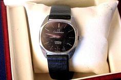 Omega Constellation quartz , men's watch, 1976-78, cal. 1330