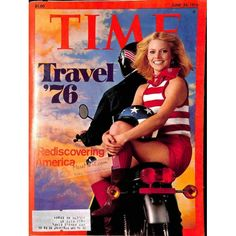 Cover Print of Time Magazine, June 28 1976 | $4.72