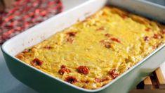 Cheesy Potato Breakfast Bake CLINTON KELLY