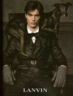 Lanvin Press Campaign F/W 2006-07
