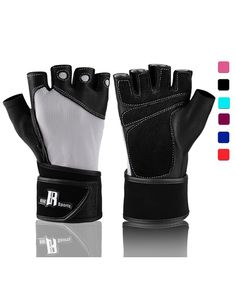 Weight Lifting Logical 1 Pcs Barbell Straps Wraps Hand With Wrist Support For Protection Belt Brand Gym Power Training Weight Lifting Gloves Bar Grip Complete Range Of Articles
