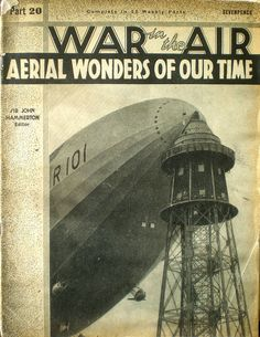 War in the Air 1936 by Smile Moon, via Flickr