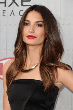 New Hair Colors for Fall - Long Hair Color Ideas 2015