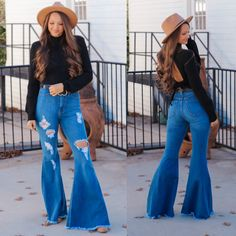 Country Style Outfits, Southern Outfits, Cute Casual Outfits, Chic Outfits, Fashion Outfits, Rodeo Outfits, Hippie Outfits, Western Outfits Women, Picture Outfits