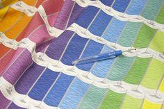 Rainbow spools by Mariao