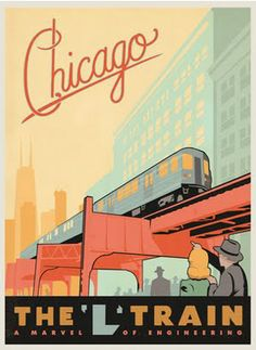 Chicago Poster.