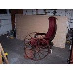 Antique Wheel Chair 1800