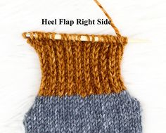 Cottage Socks - Knitting Tutorial — Hooked On Tilly Cable Knitting Patterns, Free Knitting, Sock Knitting, Knitting Books, Knitting Projects, Diy Knitting For Beginners, Ear Warmer Headband, Knitting Accessories, Ear Warmers