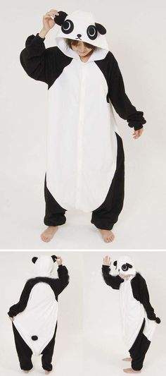 YandL Women Adult Panda Pajamas Nightwear Halloween Cosplay Costume Hoodies Onesies Medium ** You could obtain even more information by clicking on the image. (This is an affiliate link). Adult Onesie Pajamas, Animal Pajamas, Halloween Onesie, Halloween Men, Halloween Costumes, Halloween Cosplay, Christmas Costumes, One Piece Cosplay, Unisex