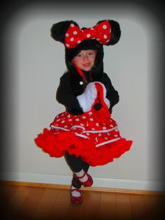 Handmade Minnie Mouse