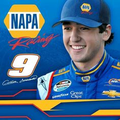 Chase Elliott to drive the #9 car for JR Motorsports and be sponsored by Napa
