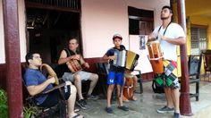 #Panama #FolkMusic Child playing accordion in #Panama Romel lopez 9 years-old - Guararé, Herrera Province