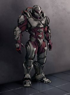 Image result for heavy armor concept art