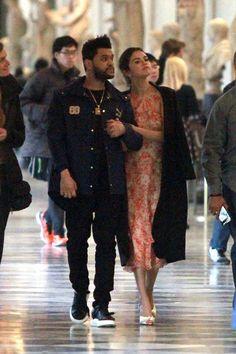 Selena Gomez + The Weeknd