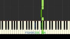 Learn how to play It is Well with my Soul in this easy piano tutorial.