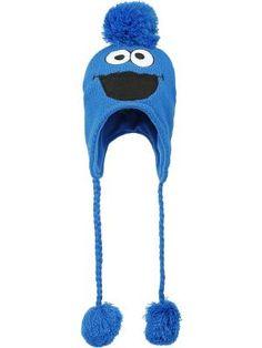 Cookie Monster - Bobble Knit por Barrio Sesamo